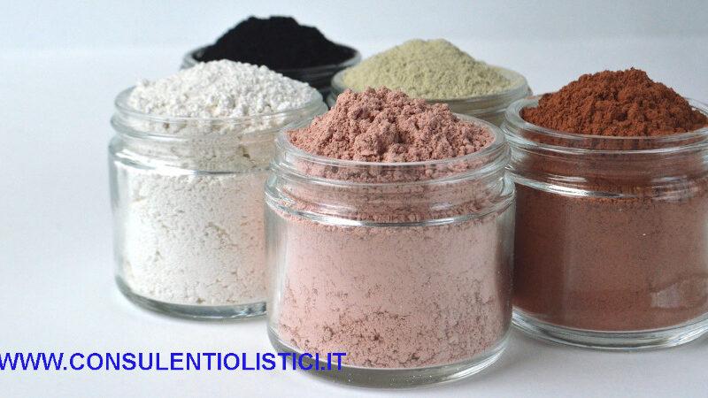 I poteri curativi dell'argilla