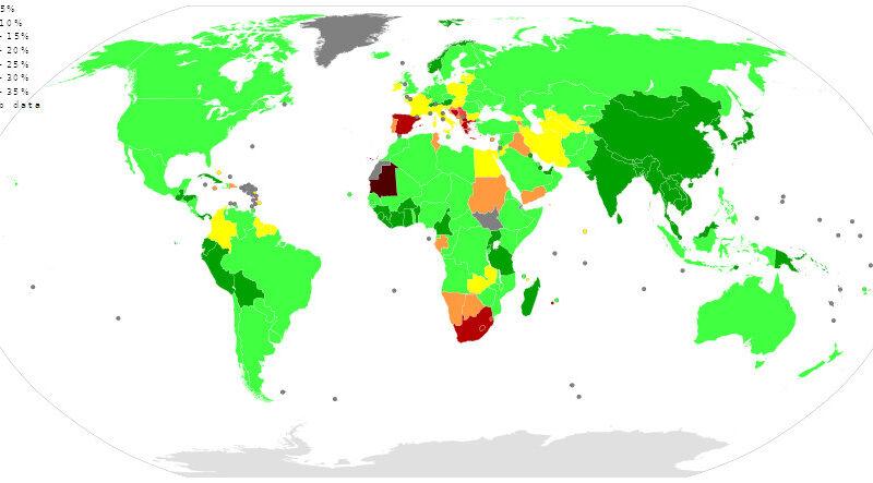 La Mappa della Felicità nel Mondo: denaro o libertà?