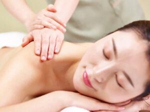 massaggio shiatzu donna